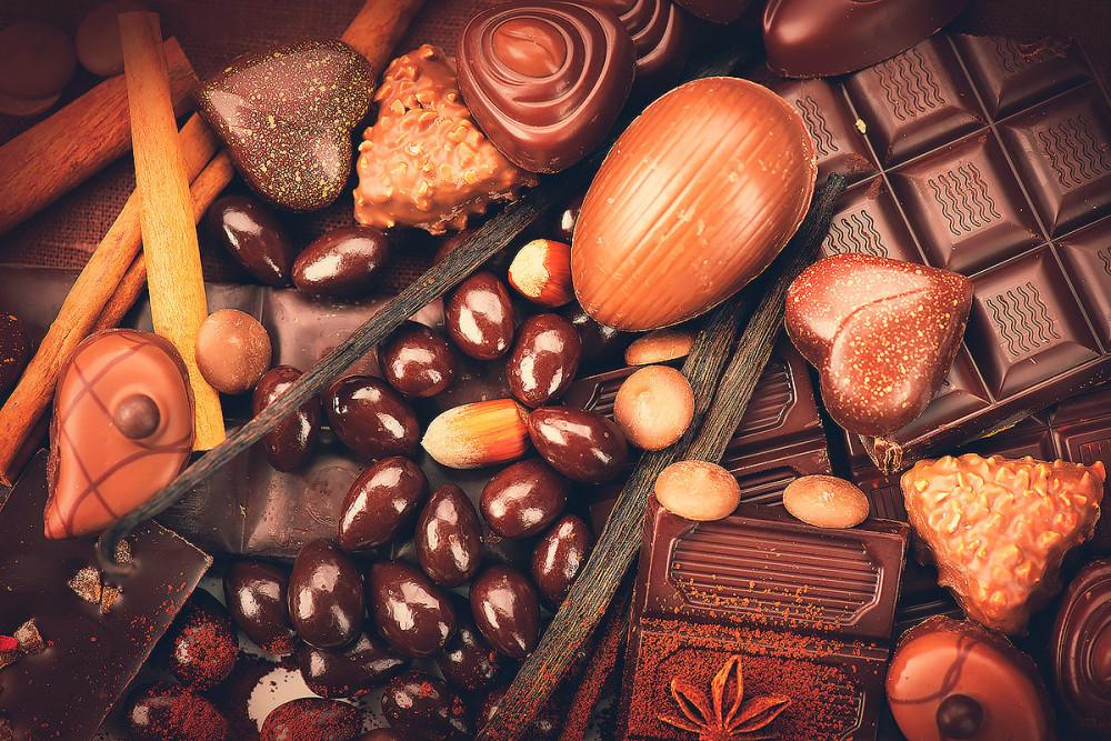 07 шоколад
