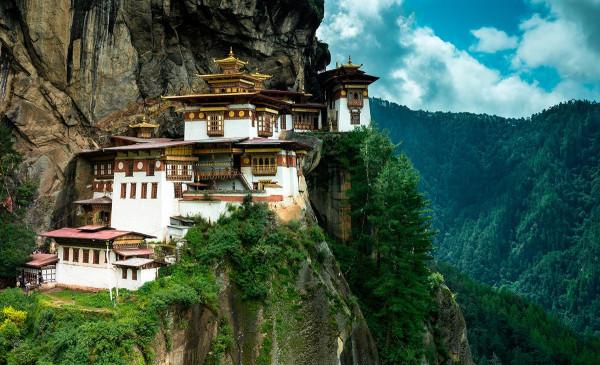 Фоторепортаж: Бутан - Королевство абсолютного счастья