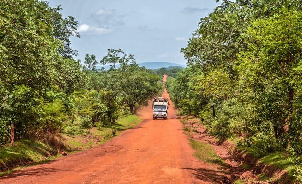Фоторепортаж: Гвинея - страна идеальная для эко-туризма