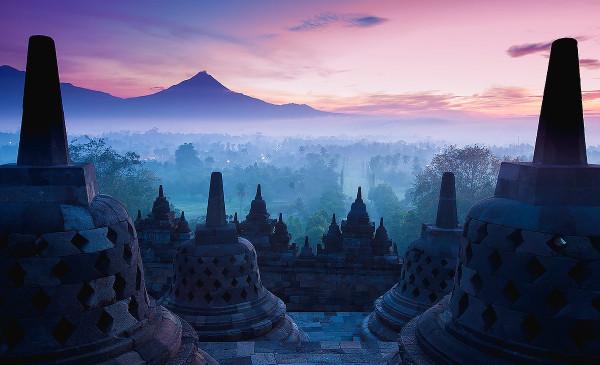 Фоторепортаж: Индонезия - страна храмов и вулканов