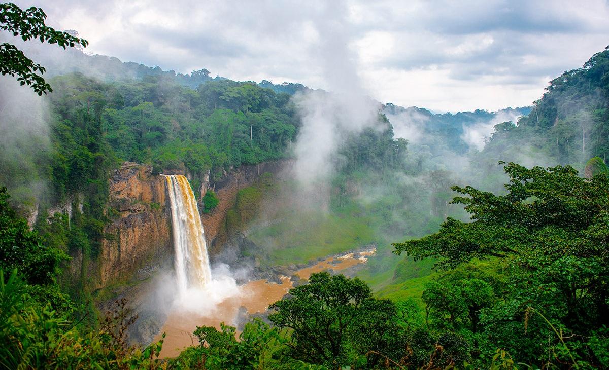 Фоторепортаж: Камерун - государство, олицетворяющее Африку 01