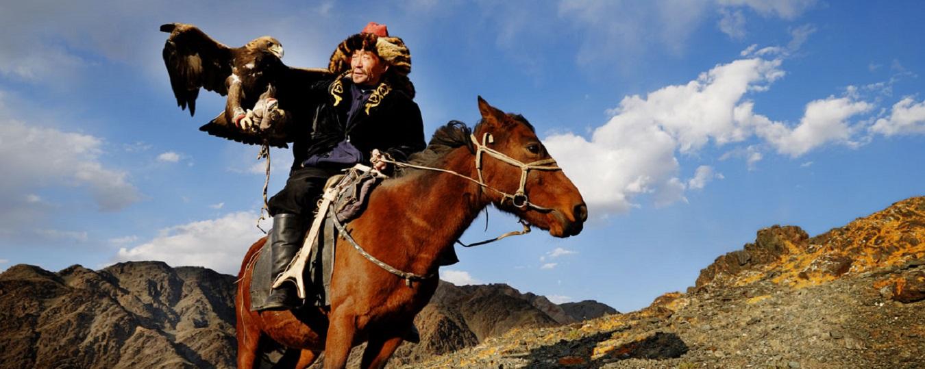 снимок монголия