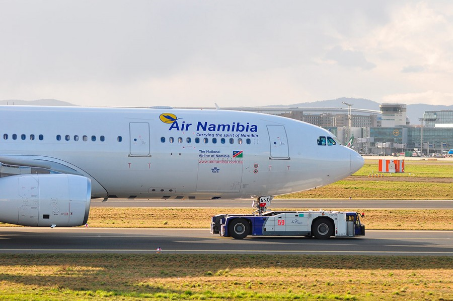 Namibia-Transport