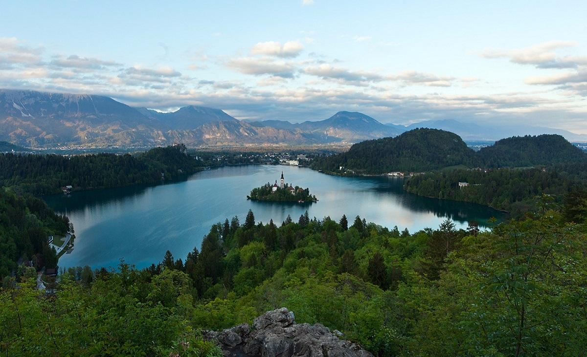 Фоторепортаж: Словения - европейская здравница у самого синего моря 01