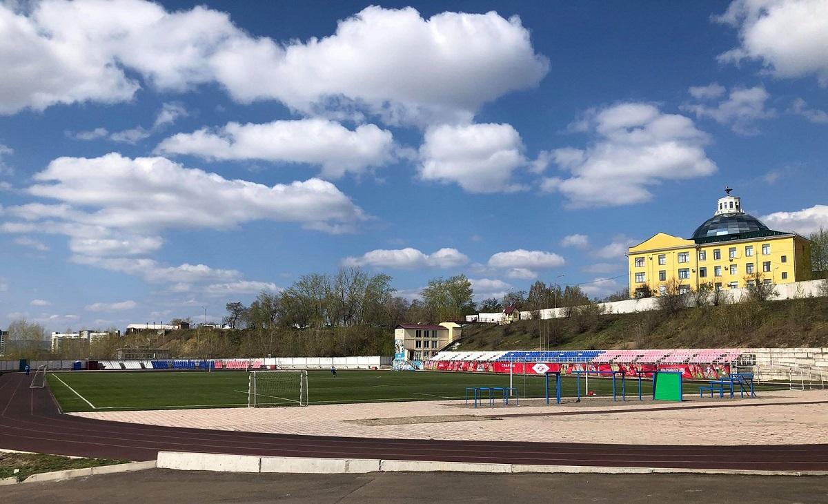 Спортивный комплекс КрасГМУ ждёт гостей 01