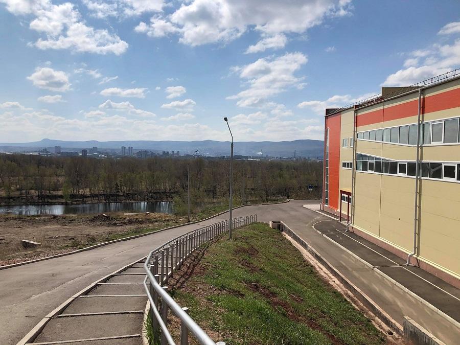 Спортивный комплекс КрасГМУ ждёт гостей 03