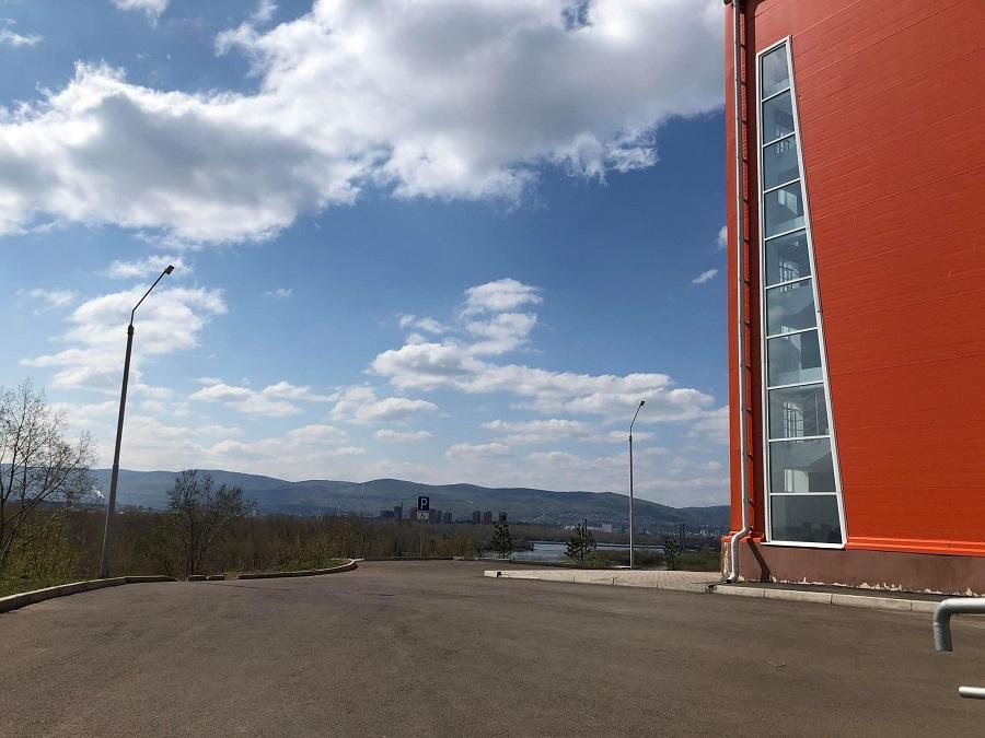 Спортивный комплекс КрасГМУ ждёт гостей 04