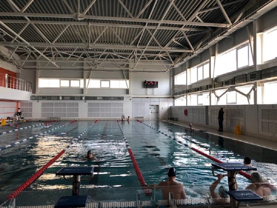 Спортивный комплекс КрасГМУ ждёт гостей 13