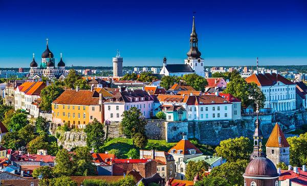 Фоторепортаж: Эстония - микроскопическая прибалтийская страна