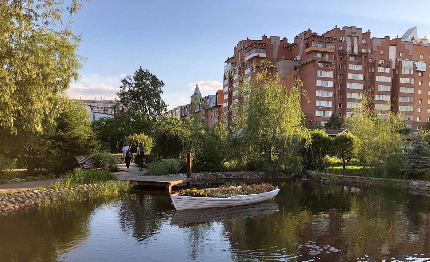 райские сады красноярск фото чувствовал