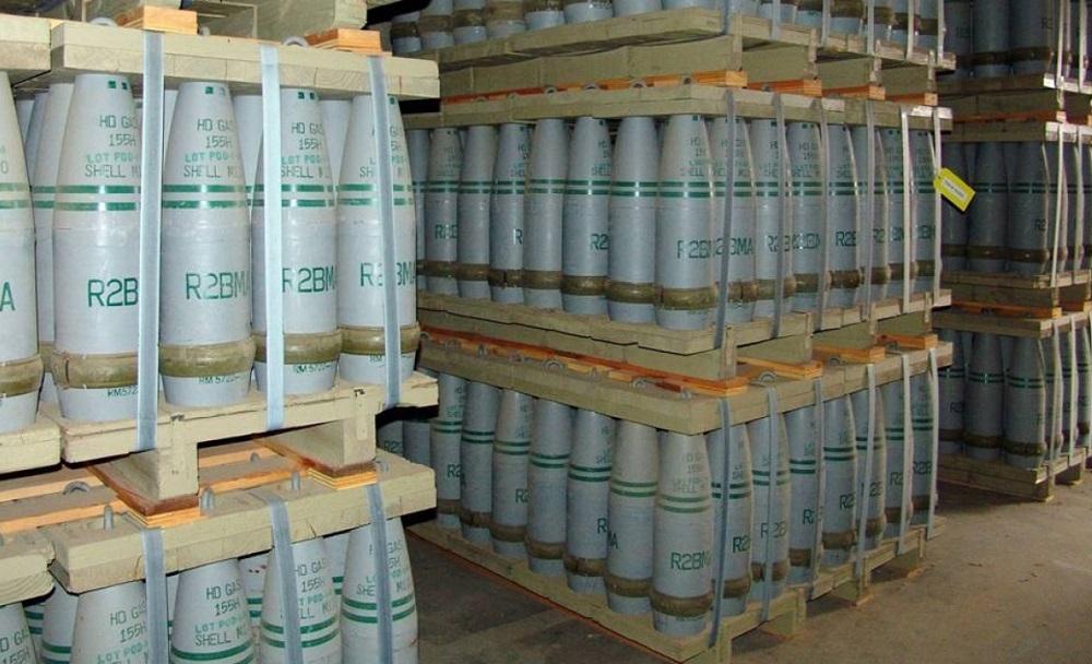 химическое оружие США