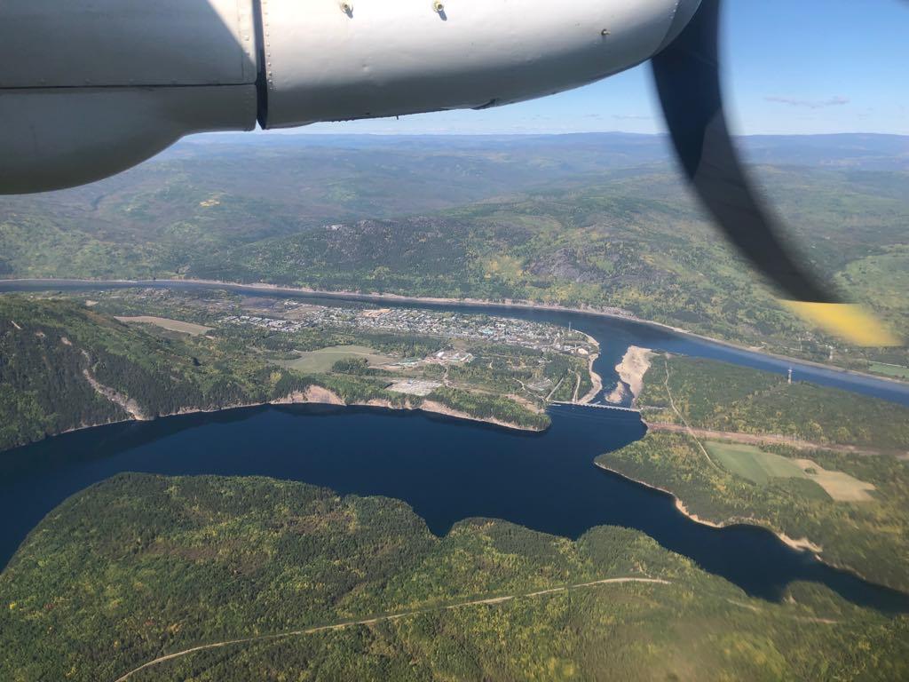 Мамаканская ГЭС 13