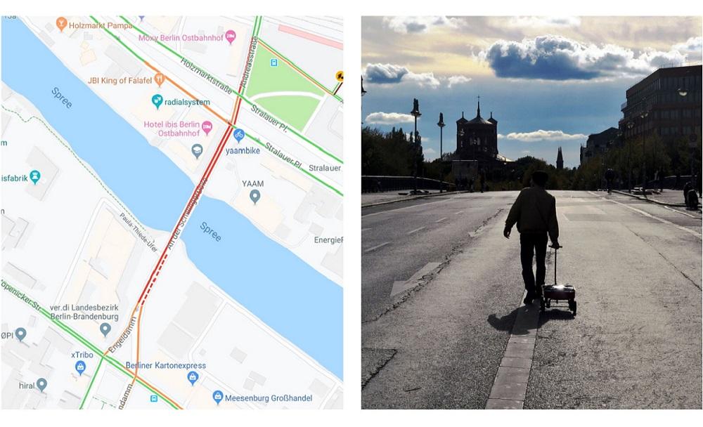 Man-Hack-Google-Maps