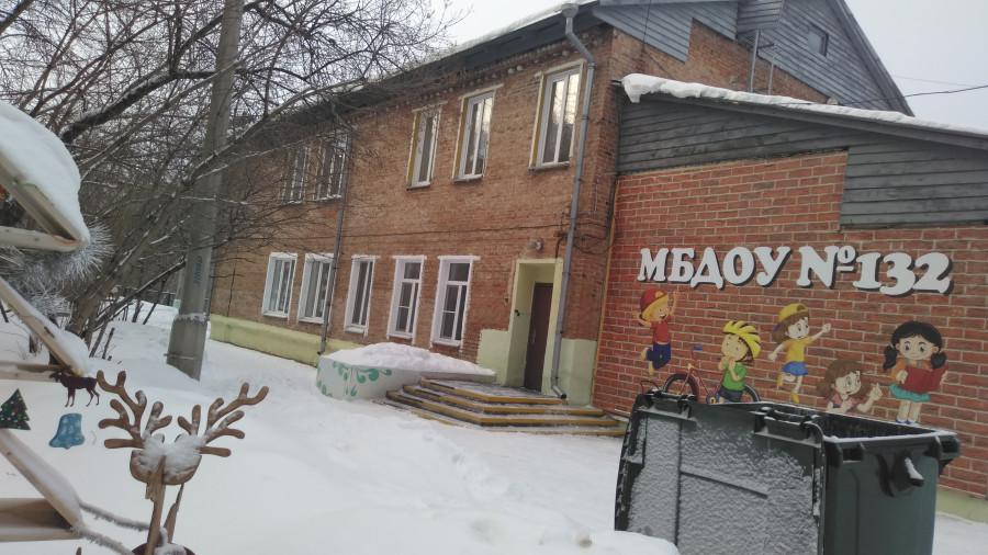 После снегопада в Красноярске 27