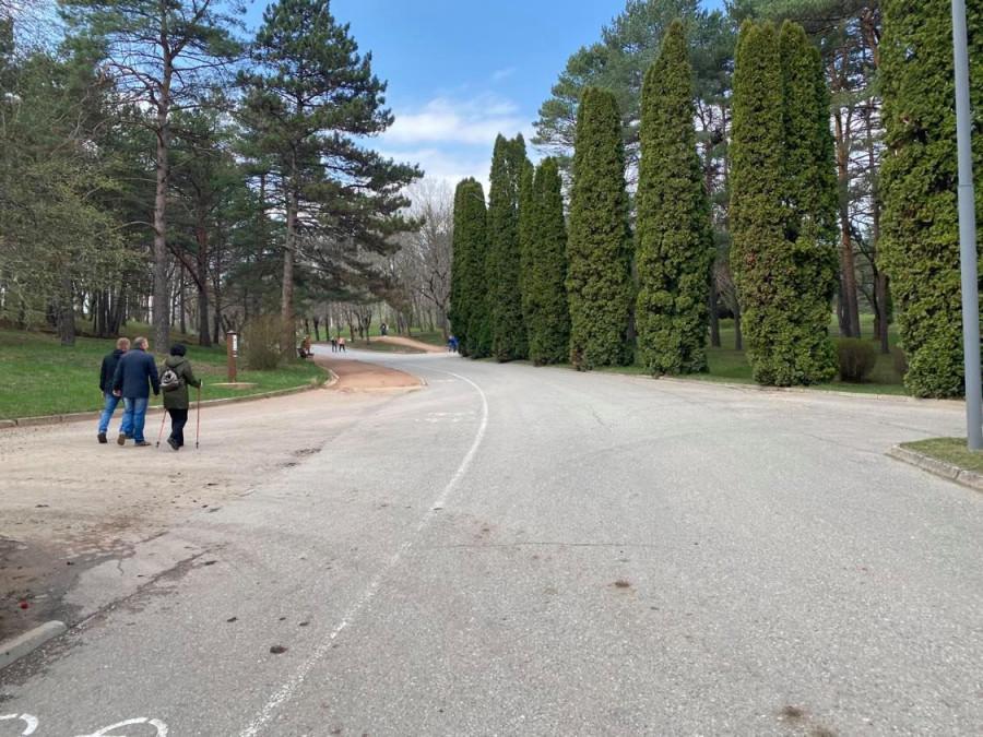 Прогулка по пустынному городу-курорту Кисловодску.. 139