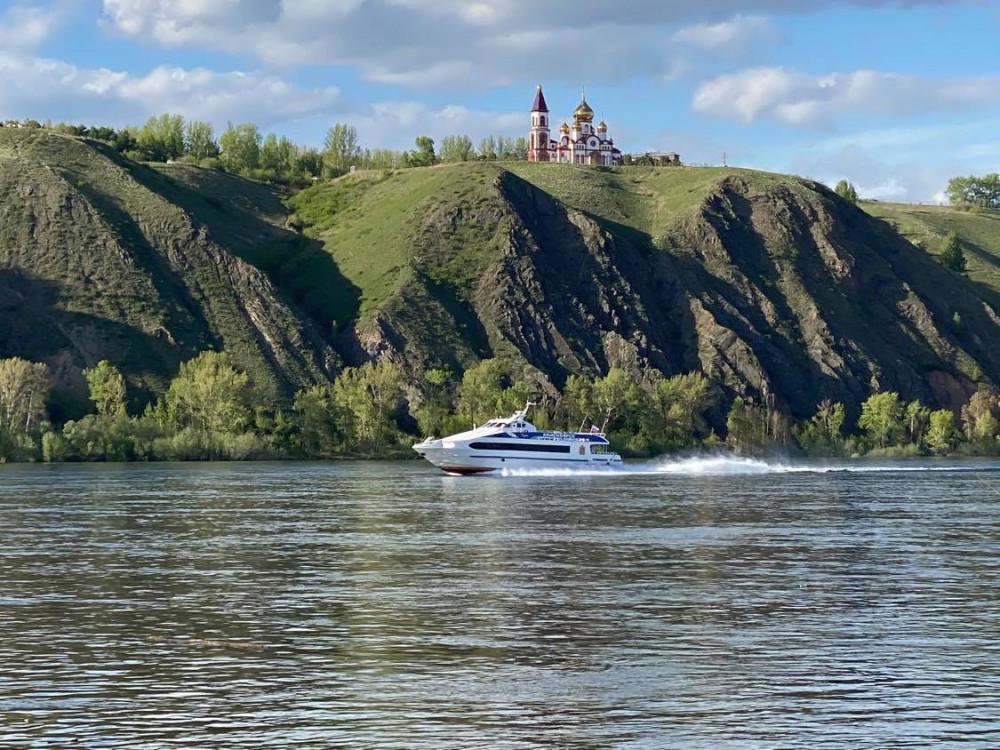 Прогулка по берегу реки Енисей на окраине Красноярска 13