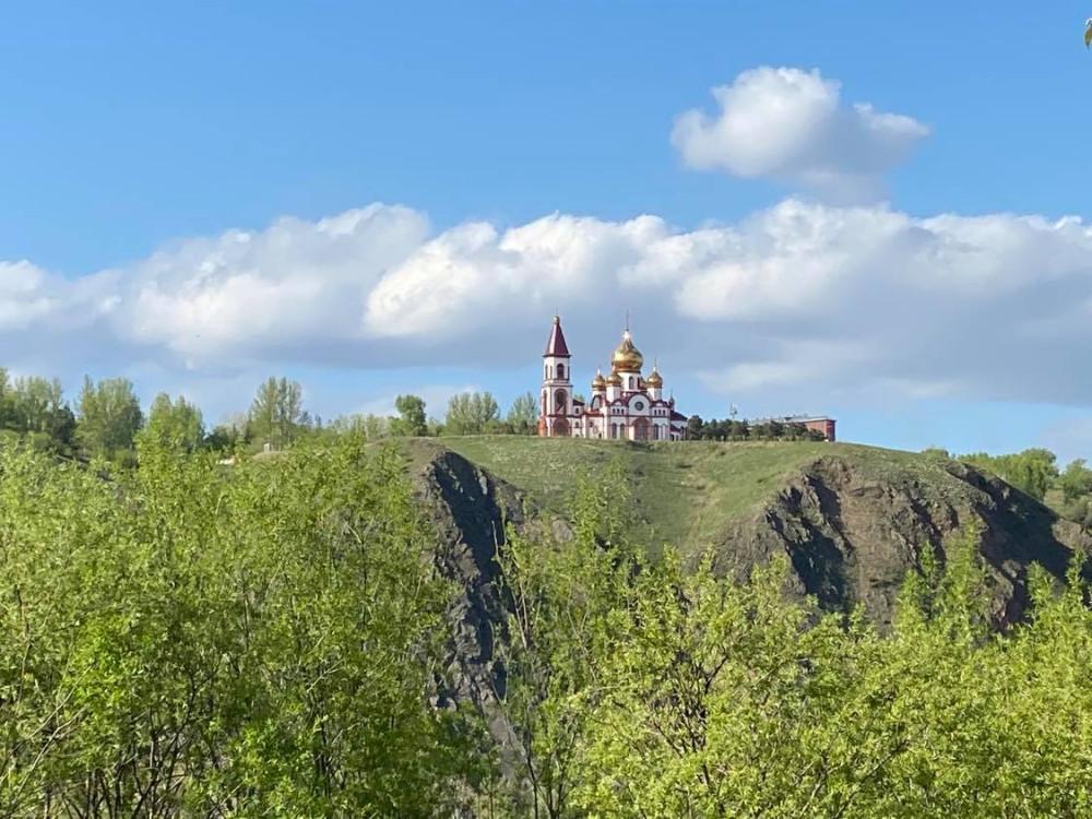 Прогулка по берегу реки Енисей на окраине Красноярска 17