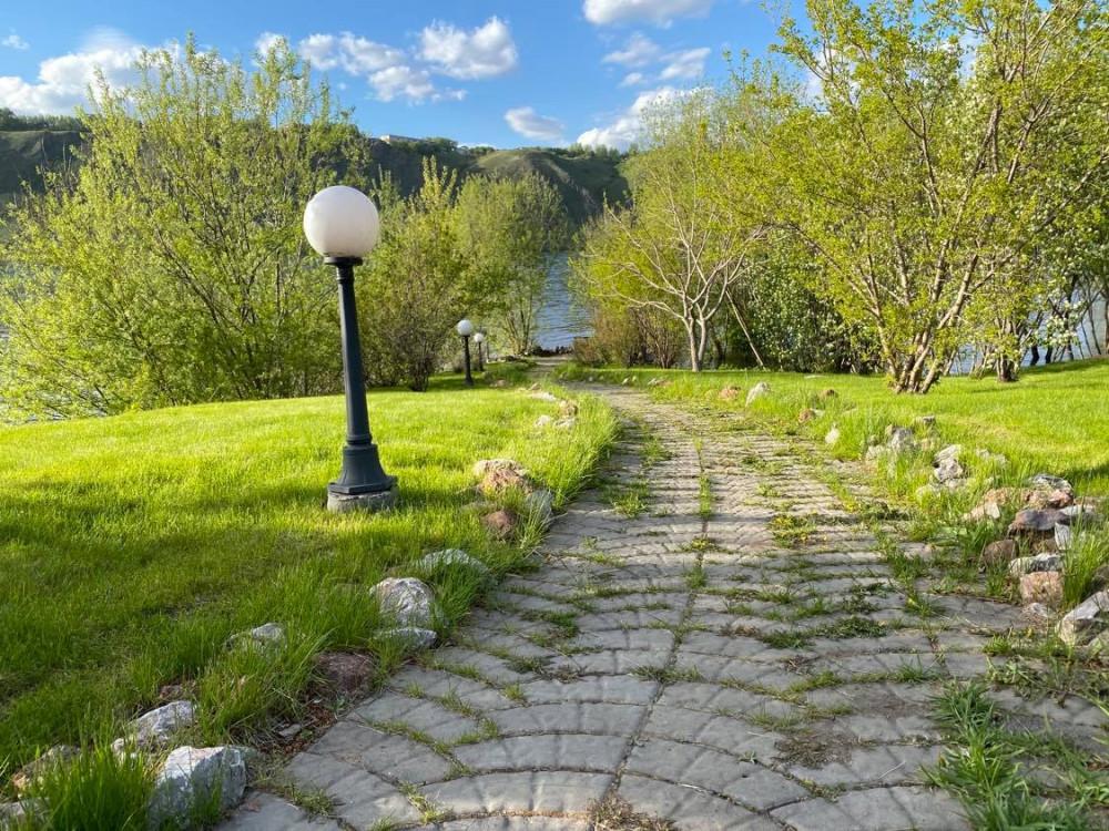 Прогулка по берегу реки Енисей на окраине Красноярска 19