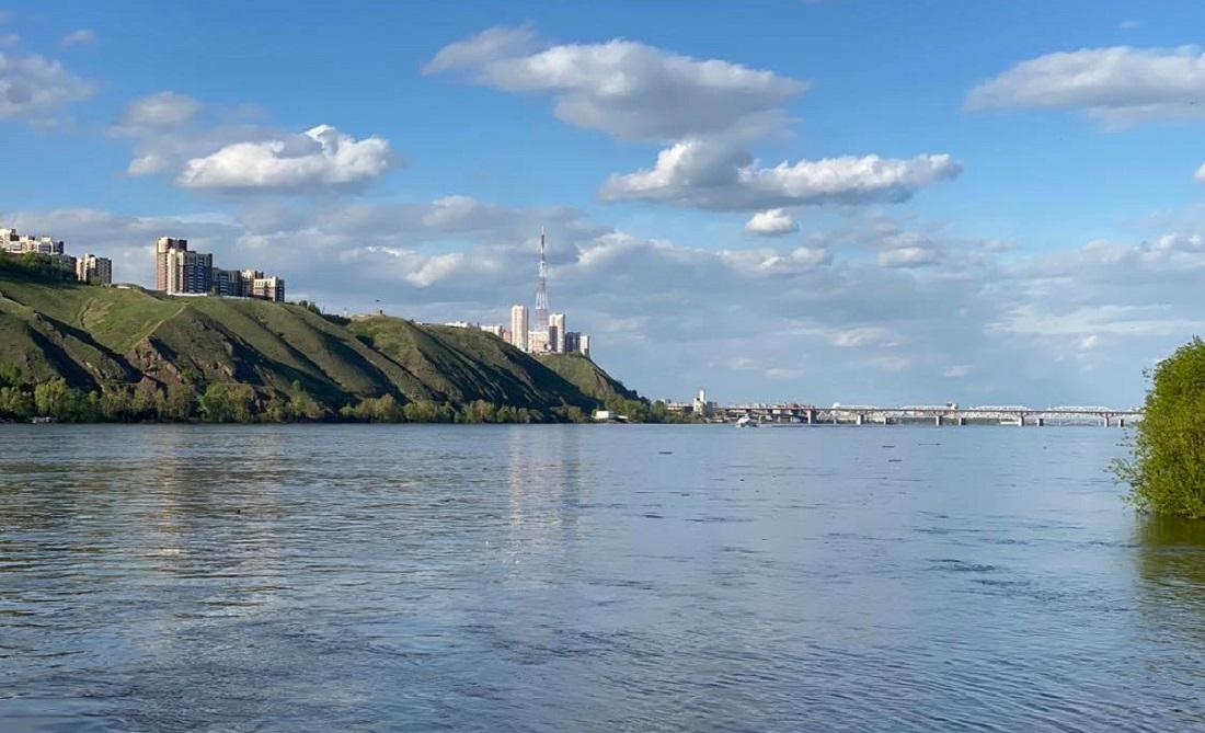 Прогулка по берегу реки Енисей на окраине Красноярска 10