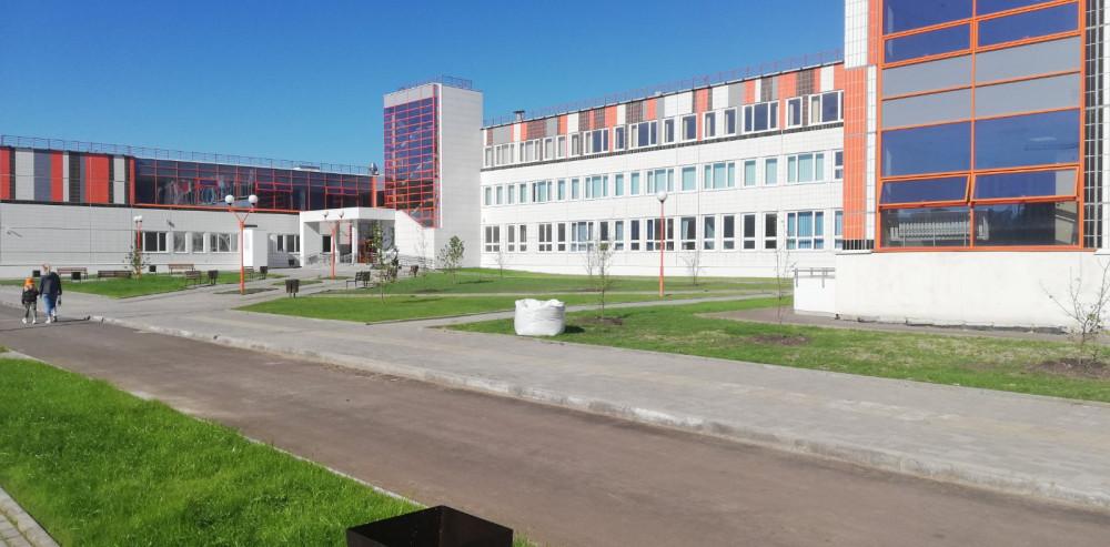 Наша новая школа на станции Енисей 22