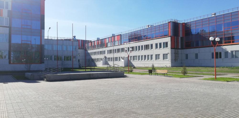 Наша новая школа на станции Енисей 25