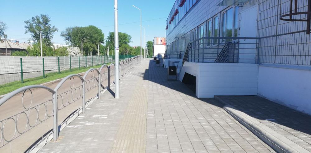 Наша новая школа на станции Енисей 26