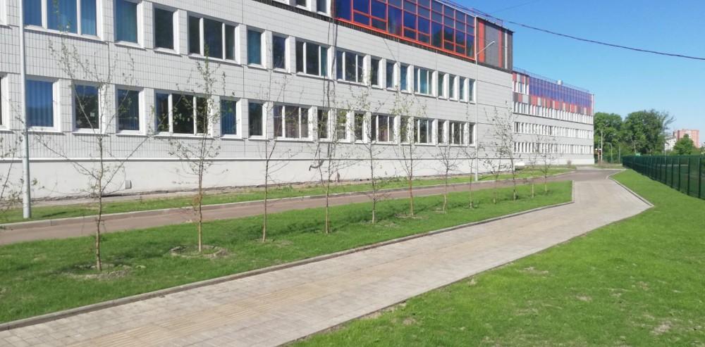Наша новая школа на станции Енисей 28