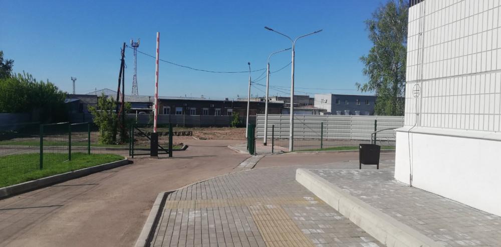 Наша новая школа на станции Енисей 35