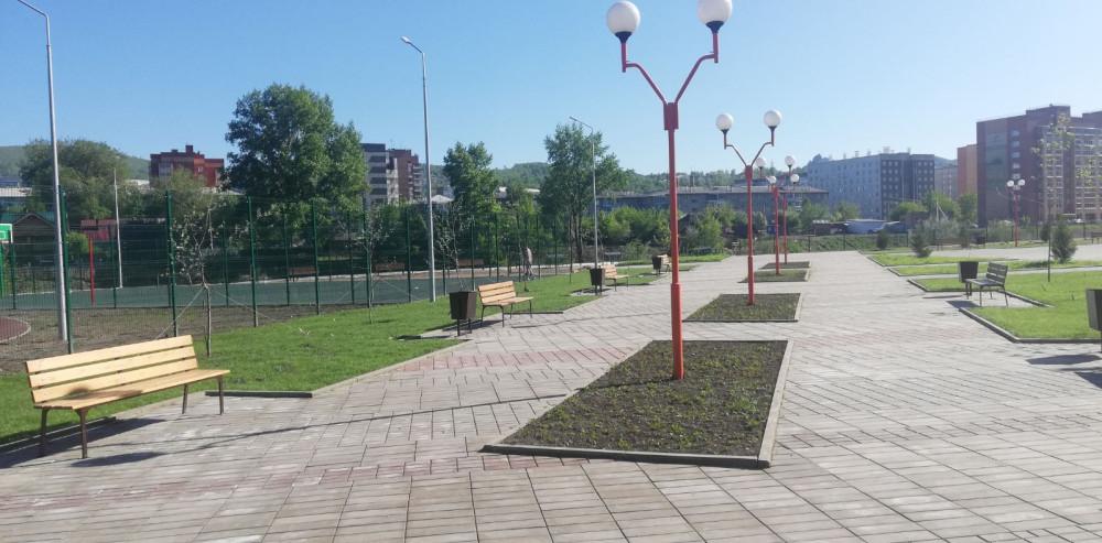 Наша новая школа на станции Енисей 38