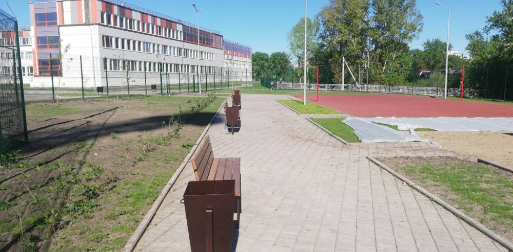 Наша новая школа на станции Енисей 41
