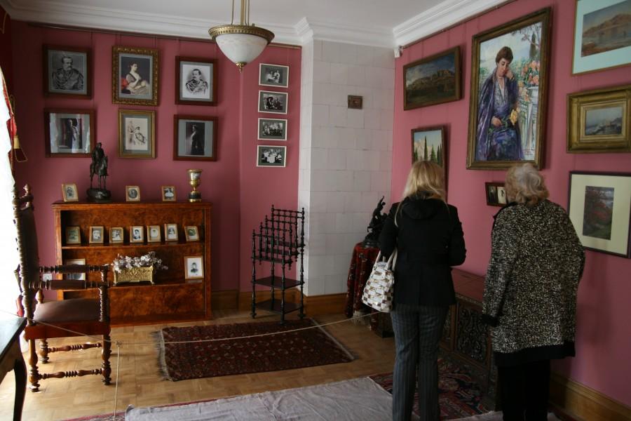 Алупка. Вспоминаем прогулки по Воронцовскому дворцу IMG_5475