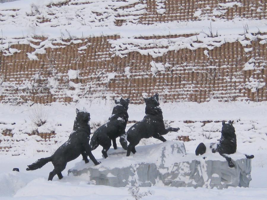 Археопарк в Ханты-Мансийске. Вспоминаем зимние прогулки IMG_3599