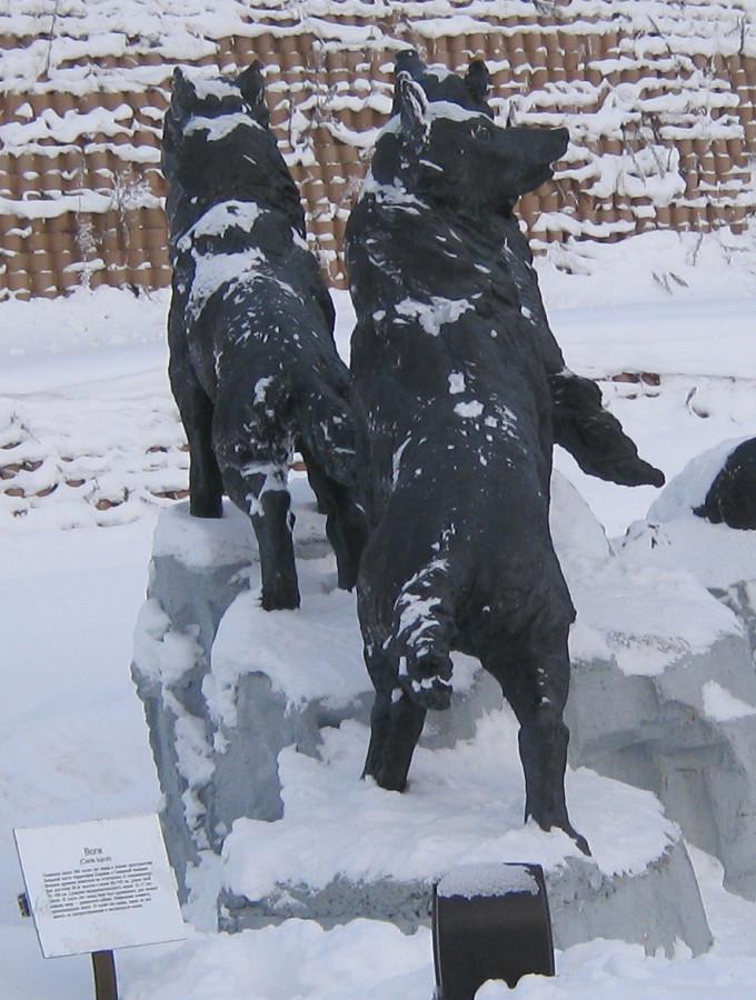 Археопарк в Ханты-Мансийске. Вспоминаем зимние прогулки IMG_3605