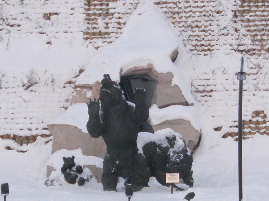 Археопарк в Ханты-Мансийске. Вспоминаем зимние прогулки IMG_3680