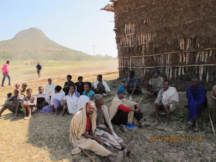 village gathering 2