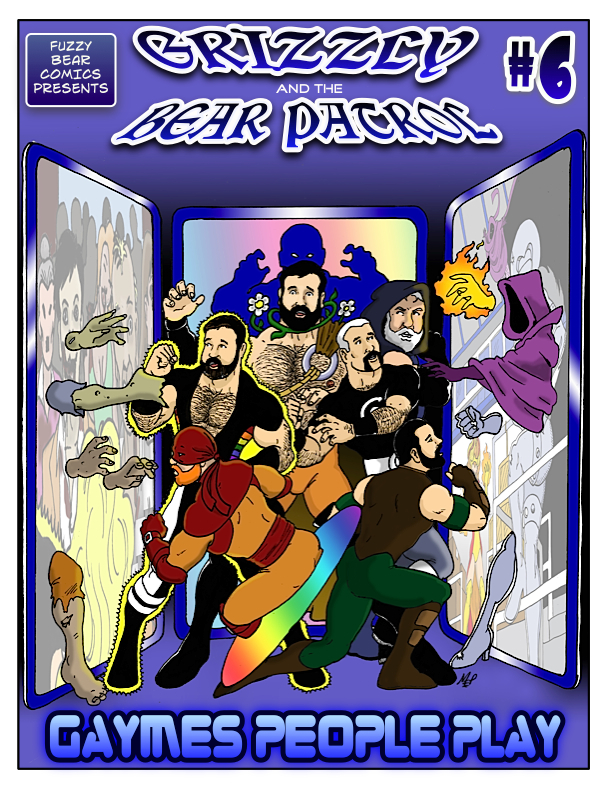 Grizzly & The Bear Patrol 6
