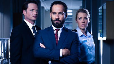 Alex Dimitriades-The Principal
