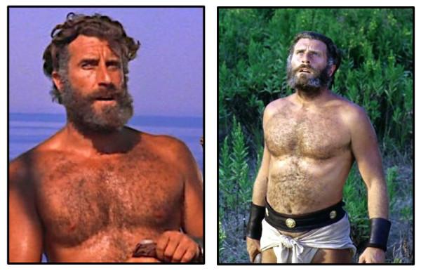 Nigel Green as Hercules