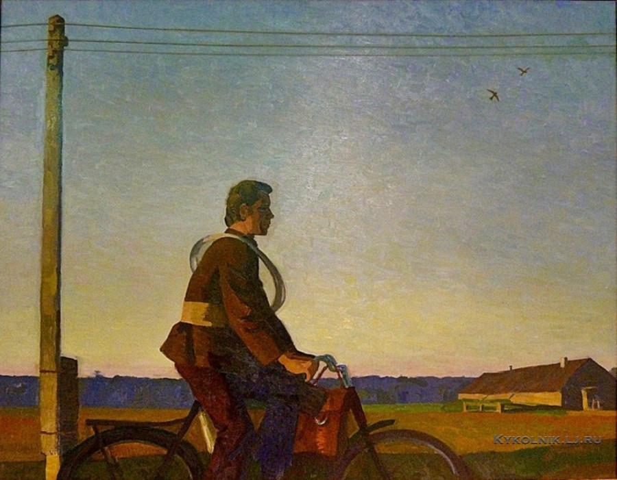 Щербаков Владимир Вячеславович (1935-2008) 1970-е название мне неизвестно