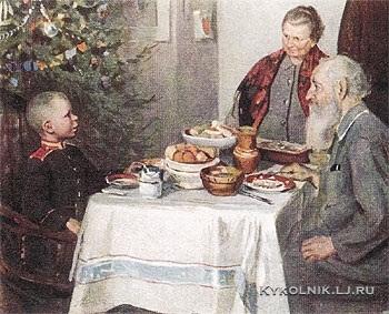 Решетников Фёдор Павлович (1906-1988) «Сын героя» 1951