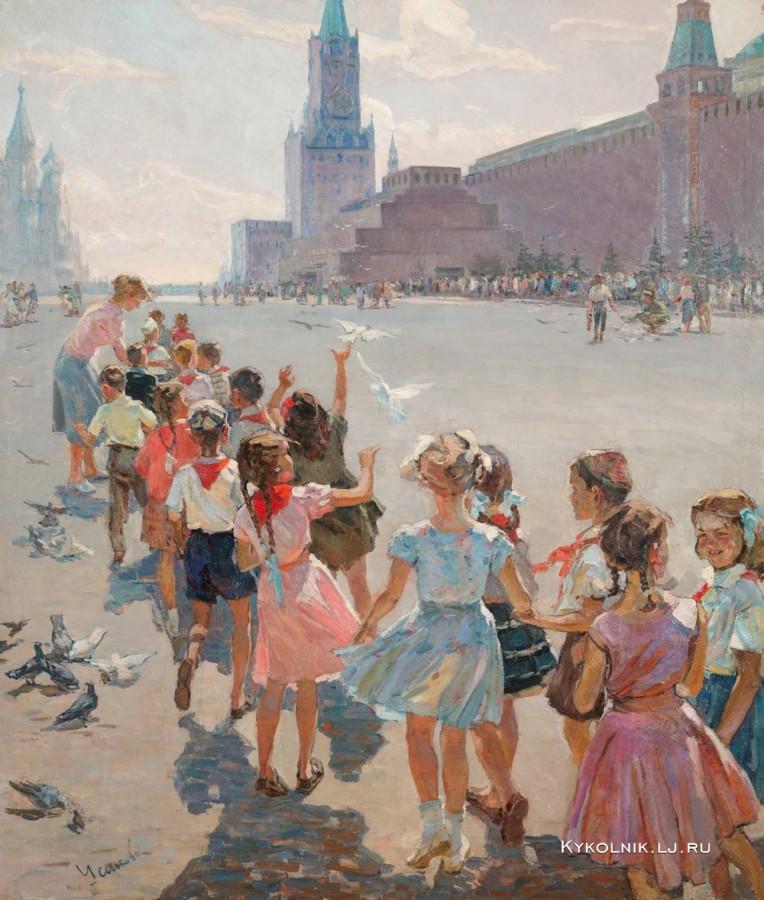 Картинки по запросу Усикова Евдокия Григорьевна художник