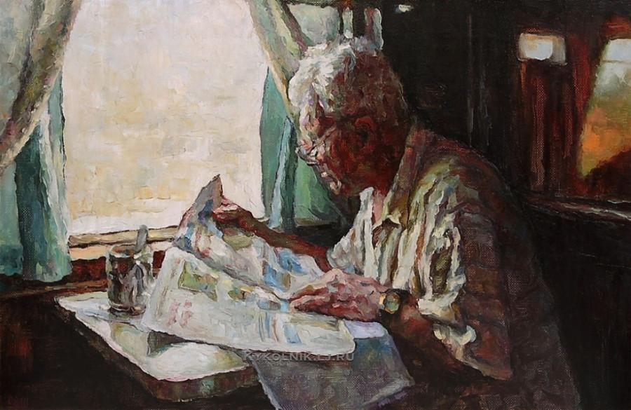 Шеремет Дмитрий Всеволодович (Россия, 1964) «Чай»