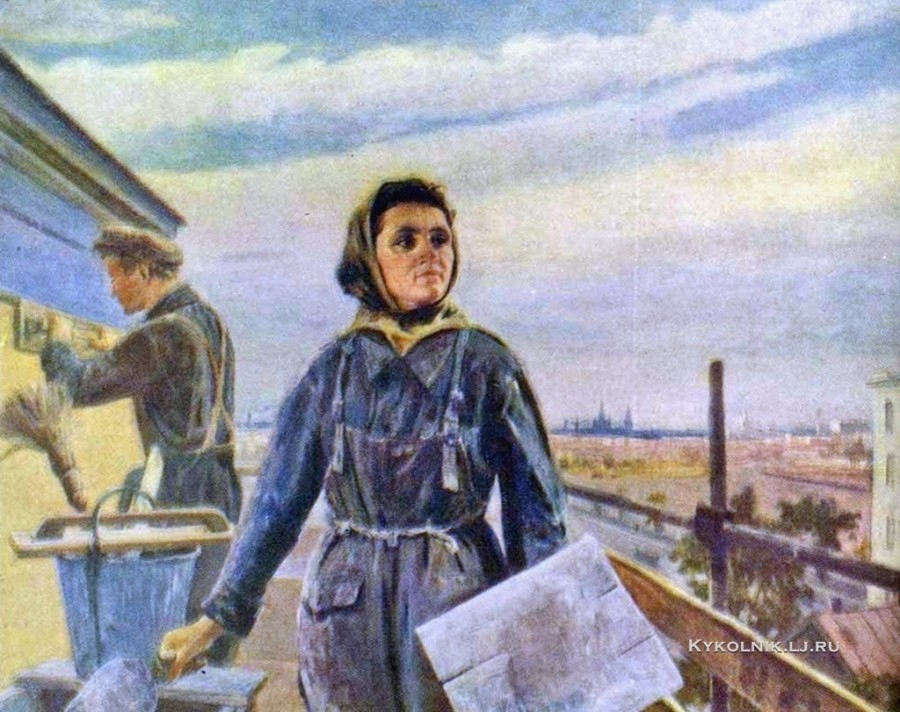 Терпсихоров Николай Борисович (1890-1960) «Своими руками»