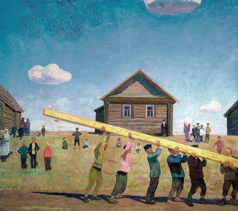 Сидоров Валентин Михайлович (Россия, 1928) «Миром» 1970