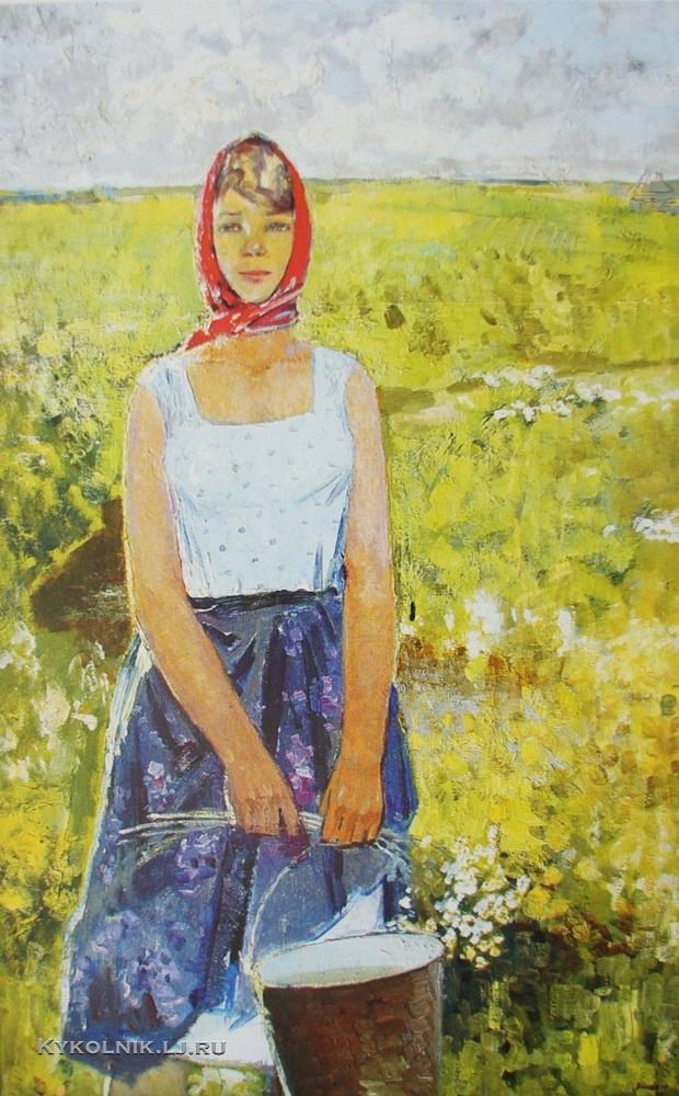 Мишнев Виктор Павлович (Украина, 1941) «Лето» 1968