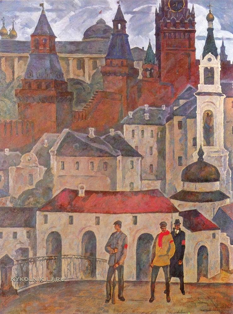 Дунаевский Евгений Исаакович (1932-2000) «На страже родного города» 1977