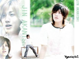 here it is..akanishi jin