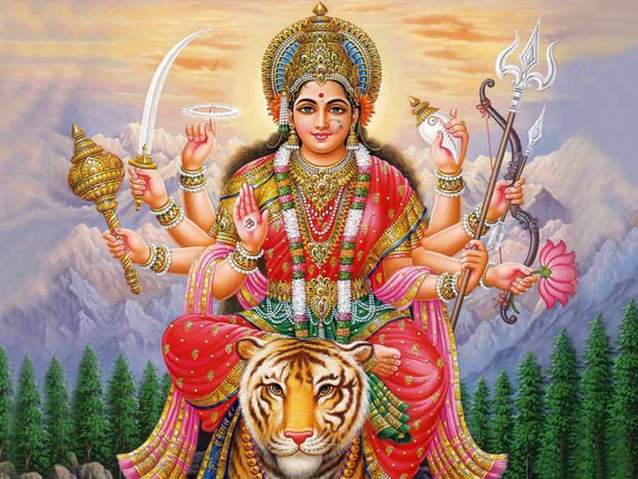 Hindu_Goddess_Mata_(Durga)_My_Saviour_and_Lord__Wallpaper_JxHy