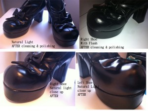 bodyline shoes