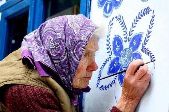 бабушка аня1